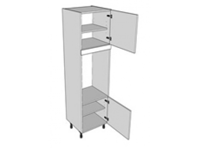 600mm Tall (2150) Double Oven Housing Unit