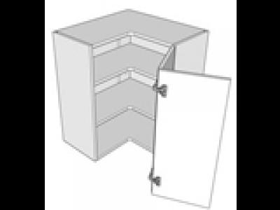 600mm Medium Corner Wall L-Shape 2x273 Doors